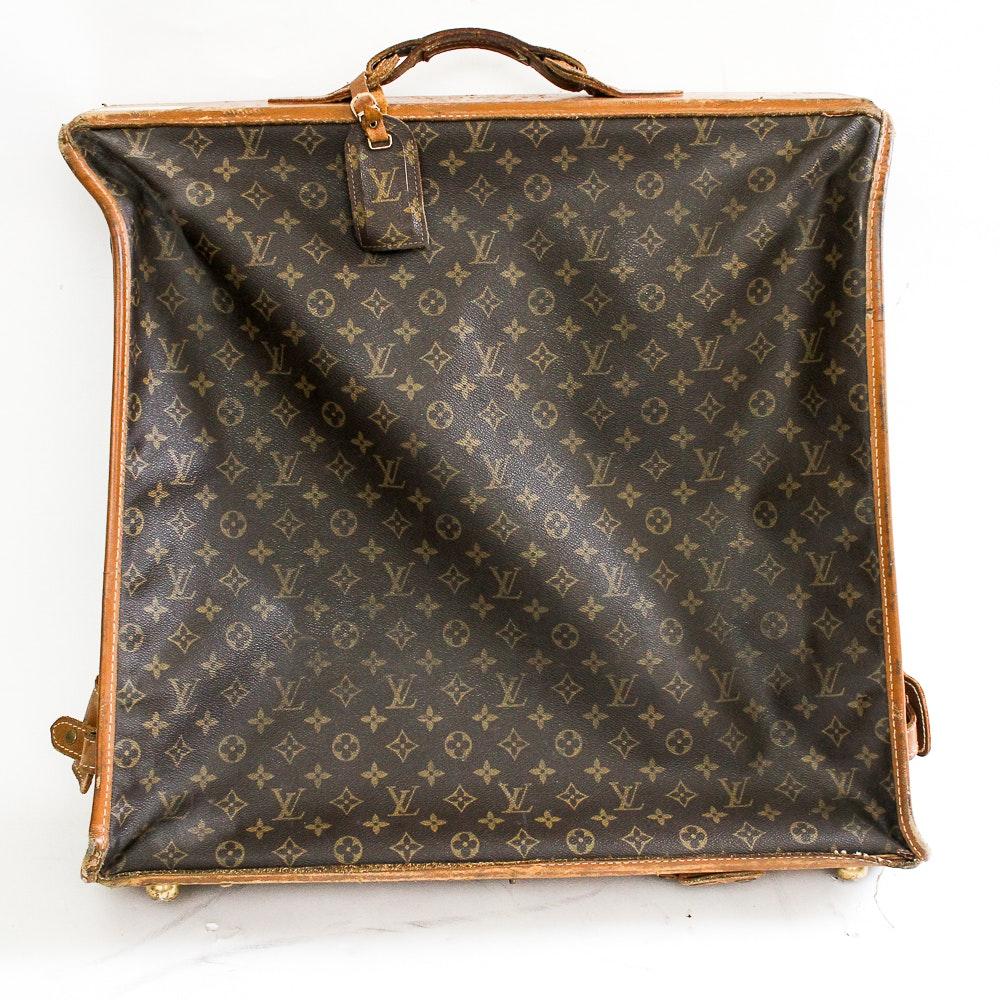 Louis Vuitton Garment Bag Suitcase