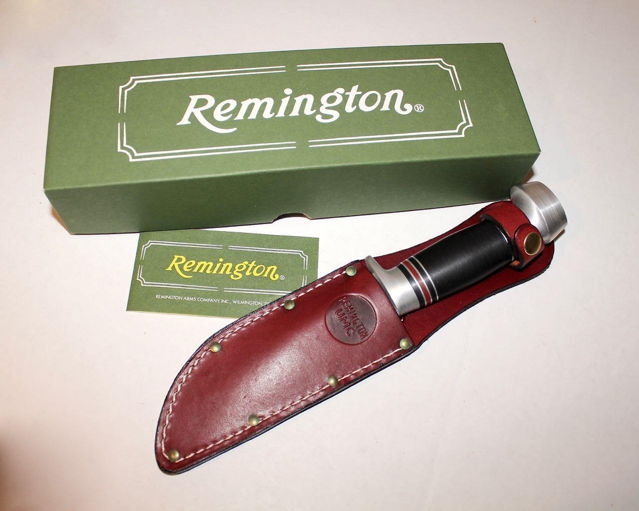 remington umc rh50 fixed blade vintage skinning knife ebth