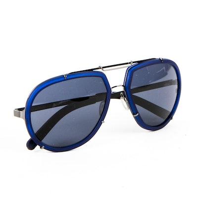 Unisex Dolce & Gabbana Aviator Sunglasses