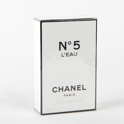 Chanel No. 5 L'Eau Perfume for Women