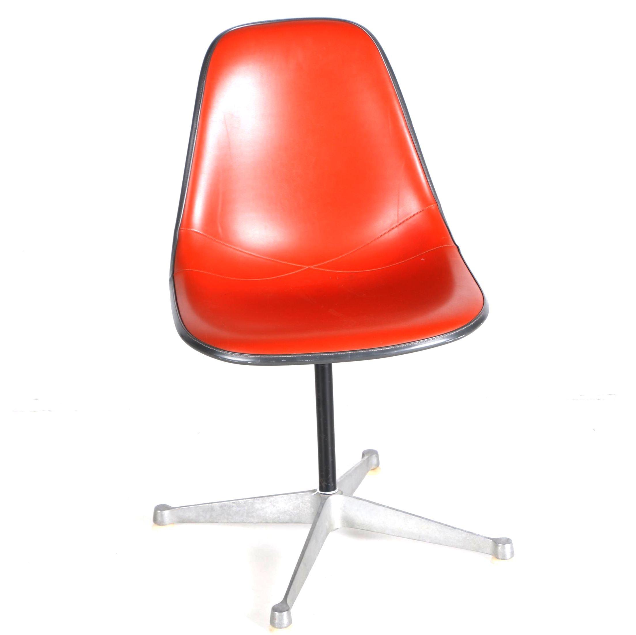 Herman Miller Swivel Shell Chair