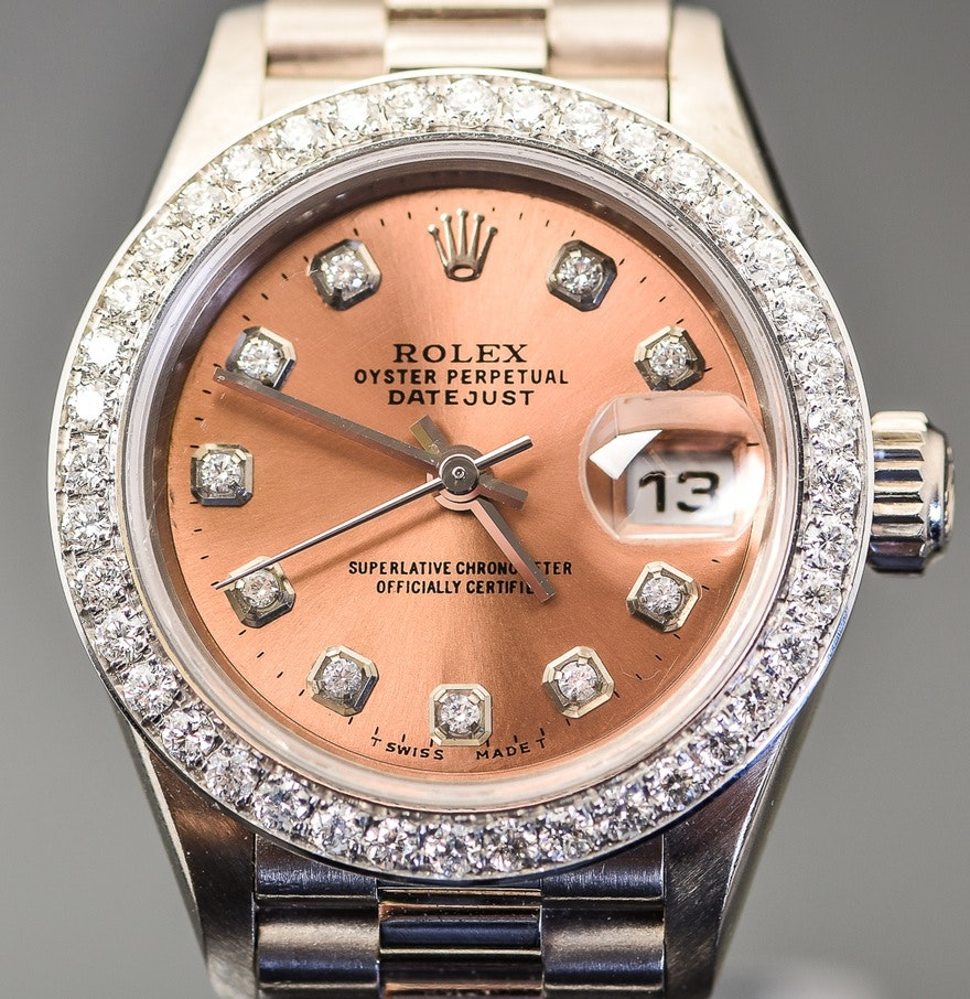 Buying a Used Rolex Watch Online Main Image
