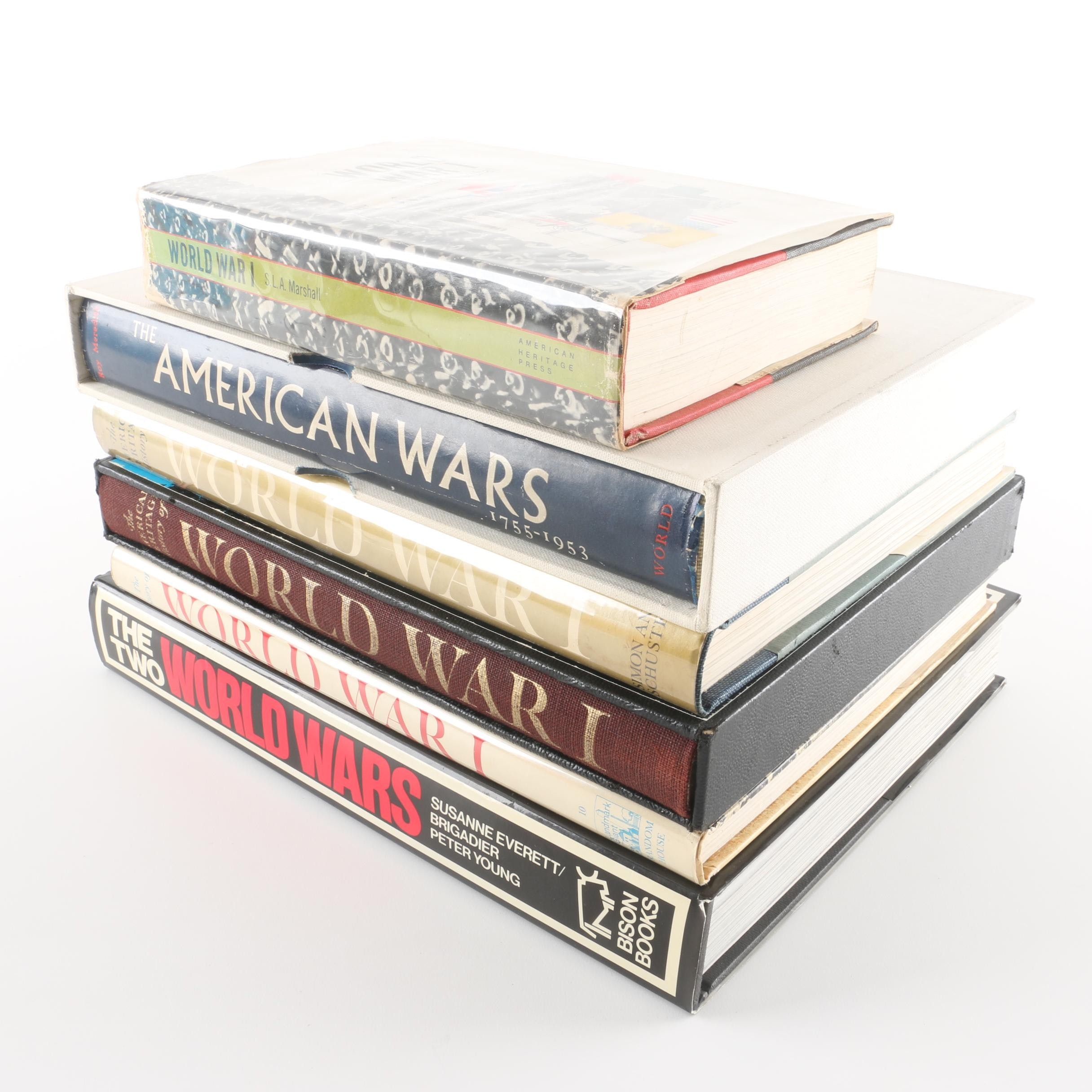 Books About American Wars