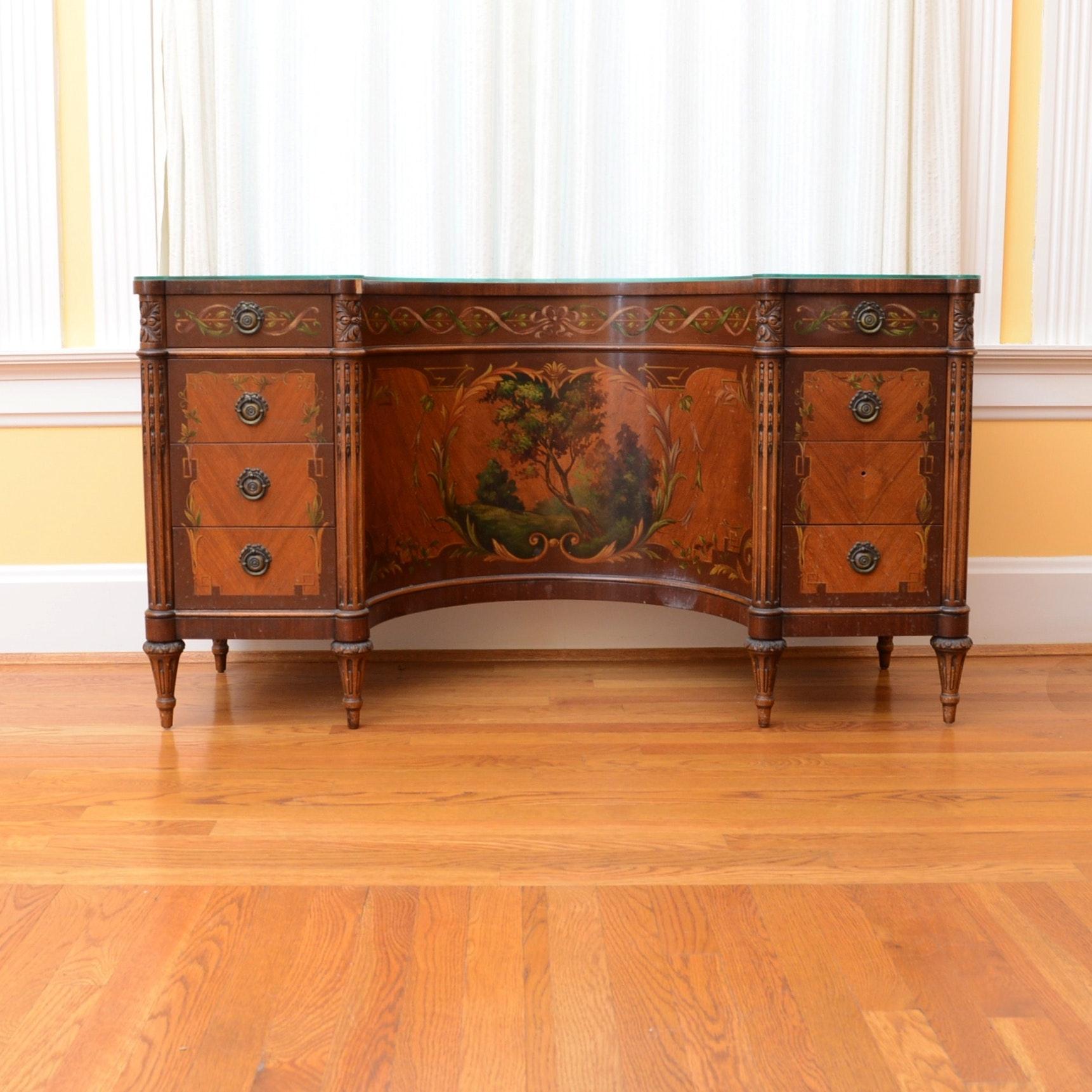Antique Robert W. Irwin Lady's Vanity (Circa 1928)