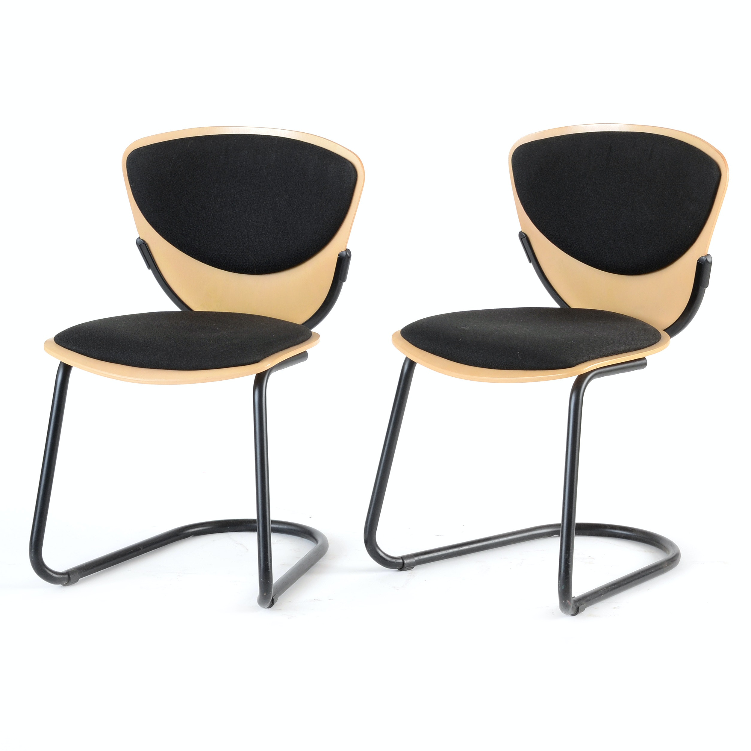 Pair of Tellus Furniture Chairs
