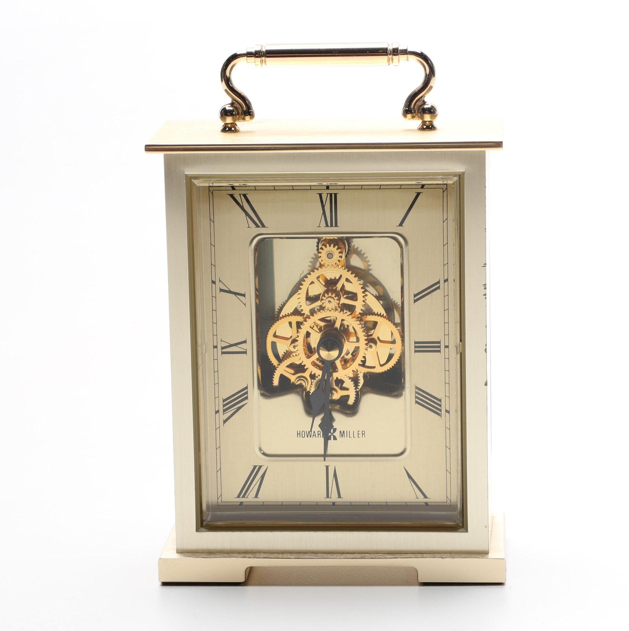 howard miller mantel clock - Howard Miller Mantel Clock