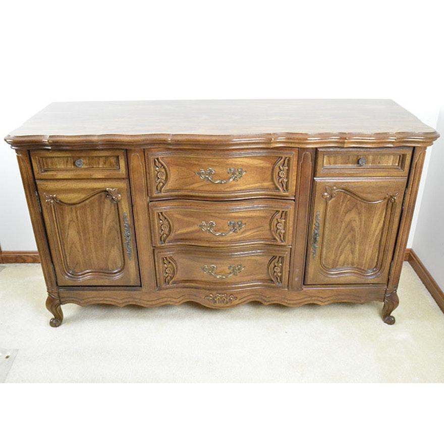 Bassett Dining Room Buffet Cabinet : EBTH