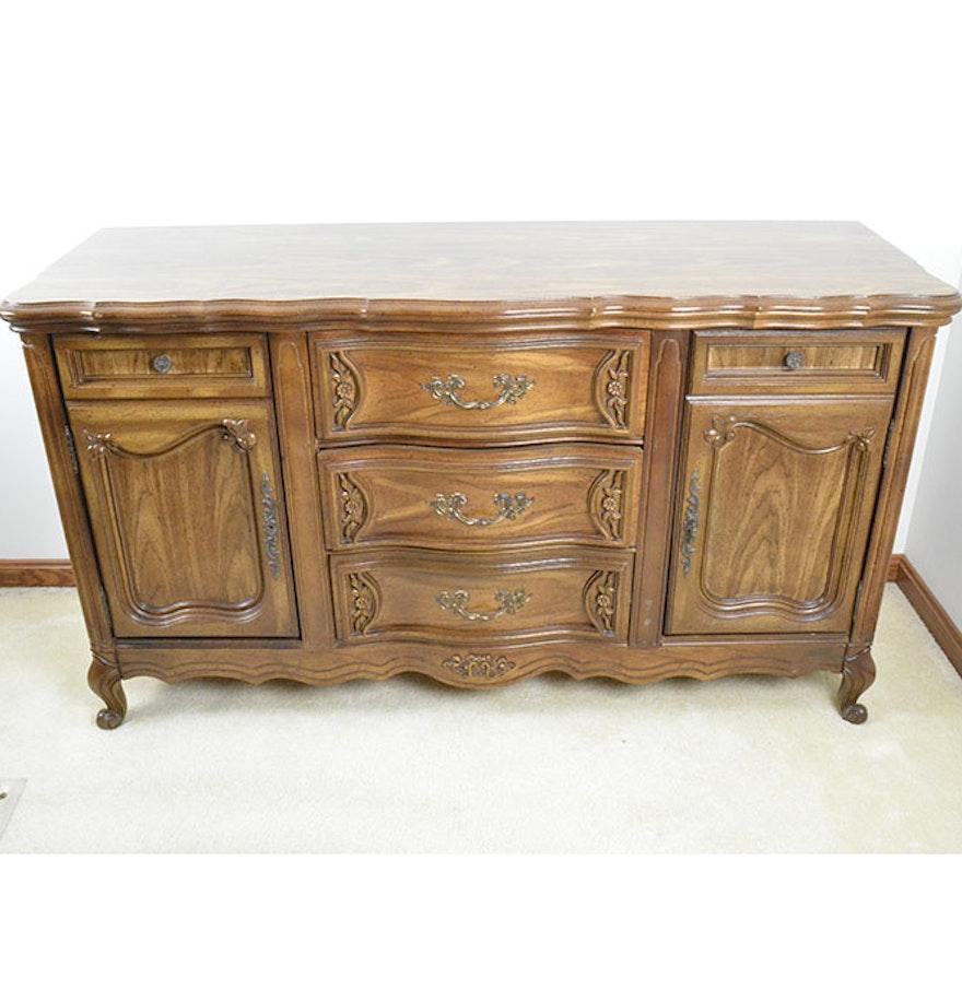 Bassett Dining Room Buffet Cabinet