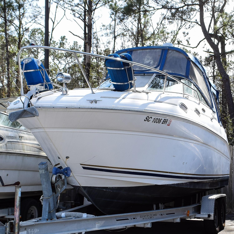2003 Sea Ray Sundancer 260 Boat