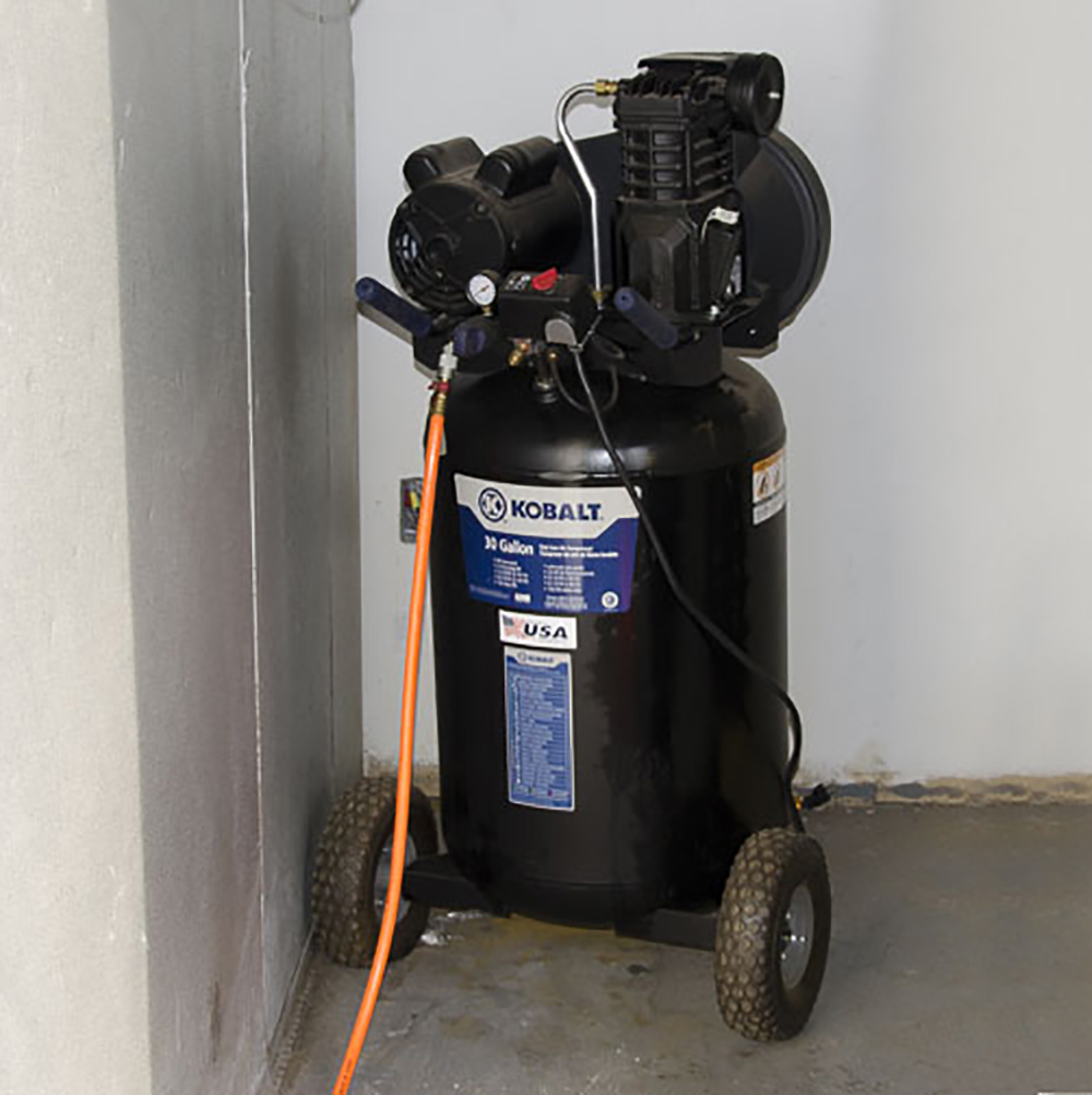 kobalt 20 gallon air compressor. kobalt 30 gallon cast iron air compressor 20