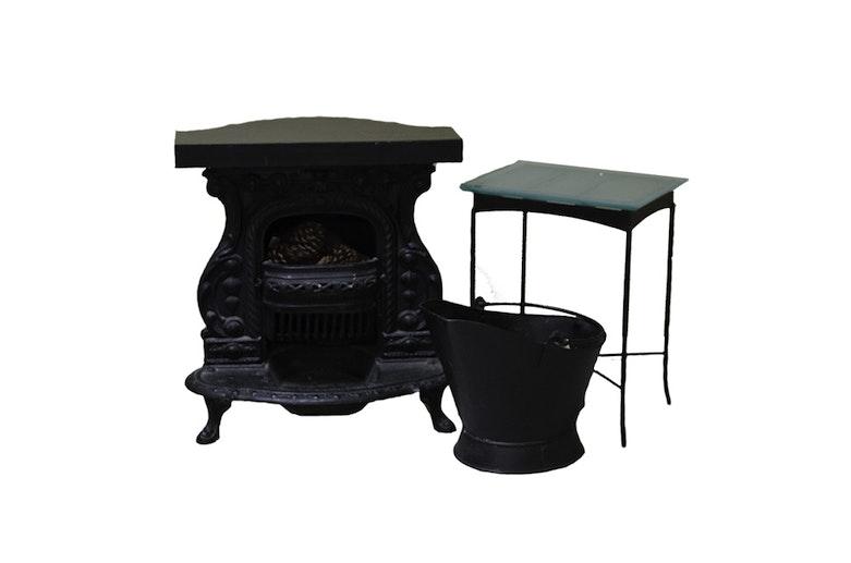 Wood stove chimney menards