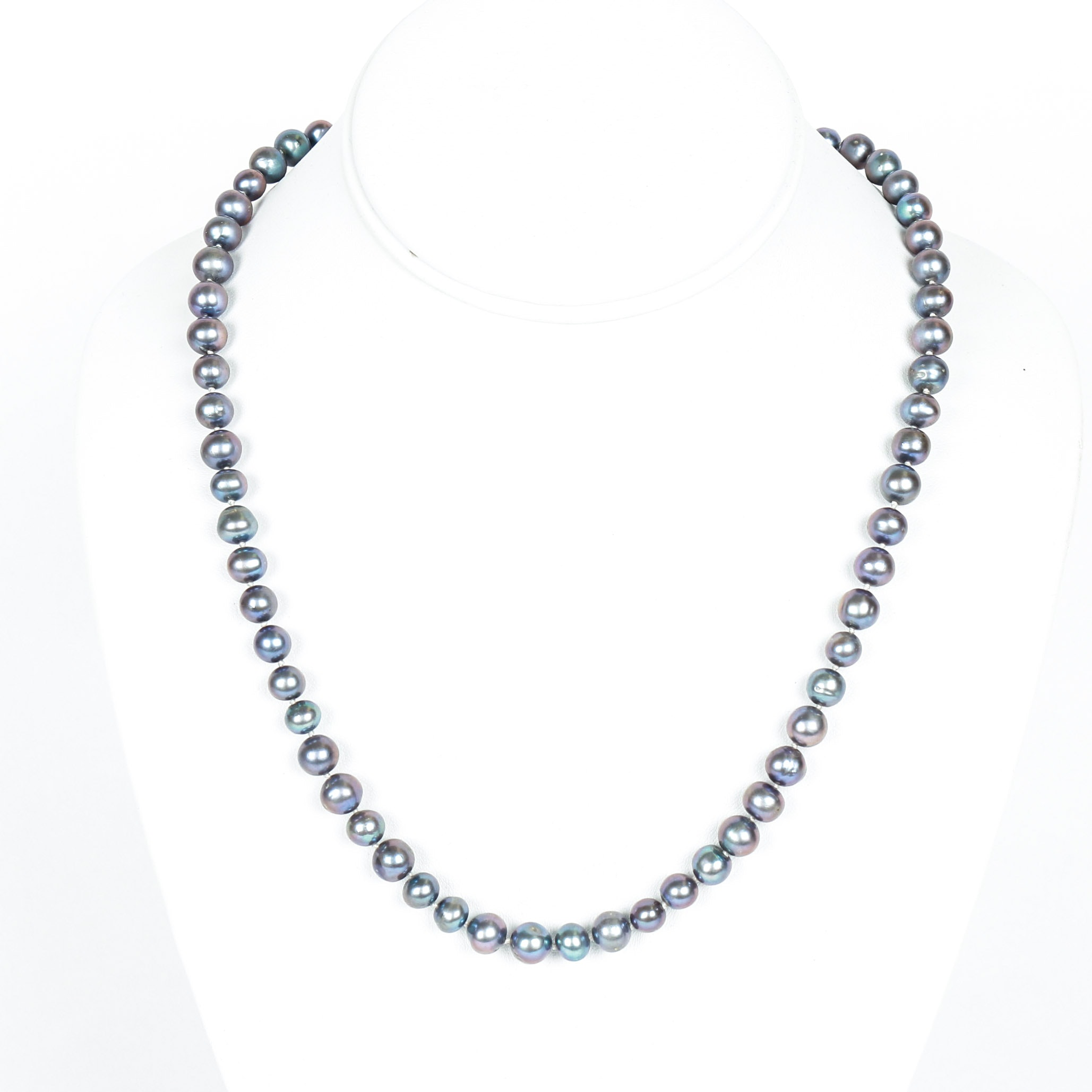 Dyed Freshwater Cultured Pearl Necklace