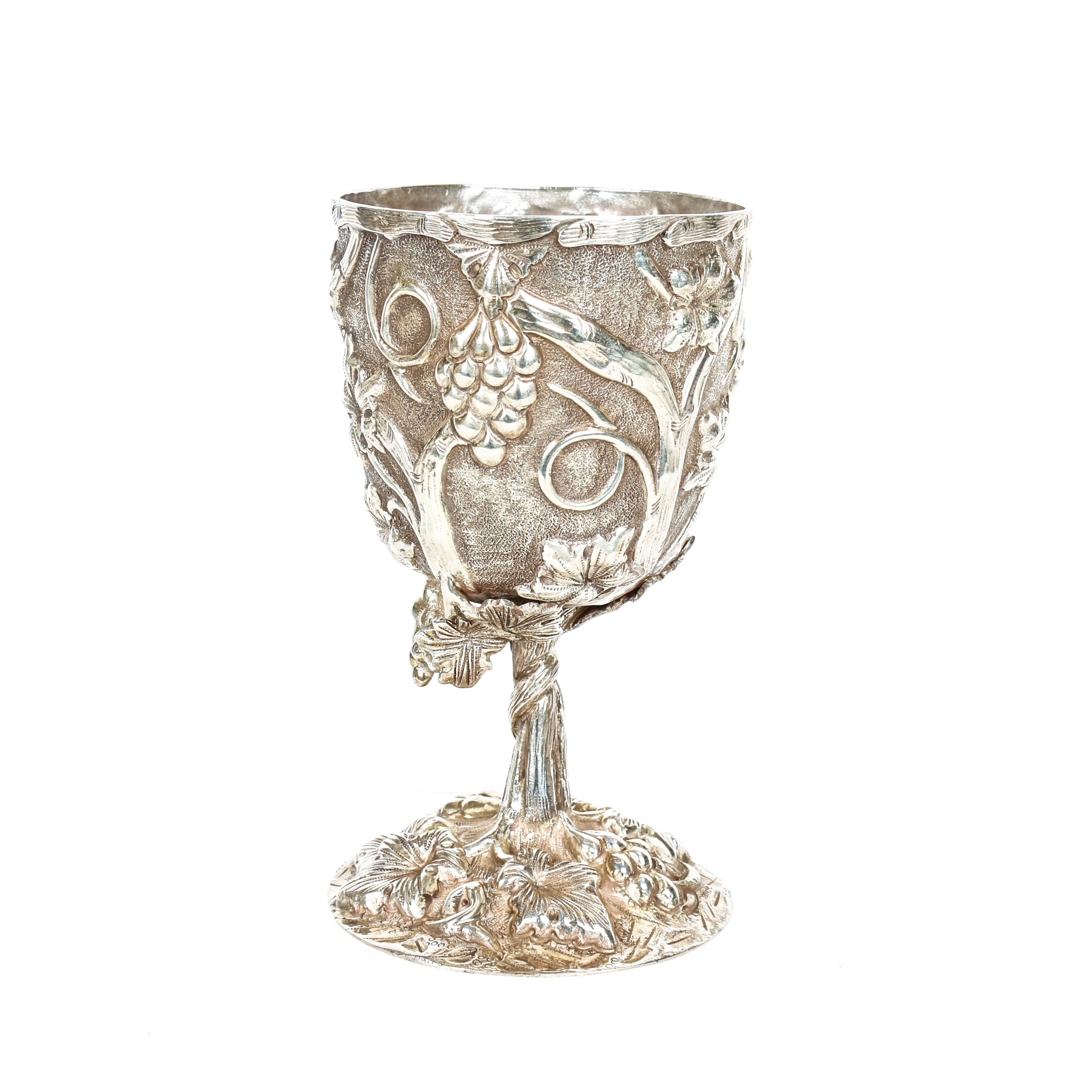 Joseph Holland Design Sterling Silver Chalice