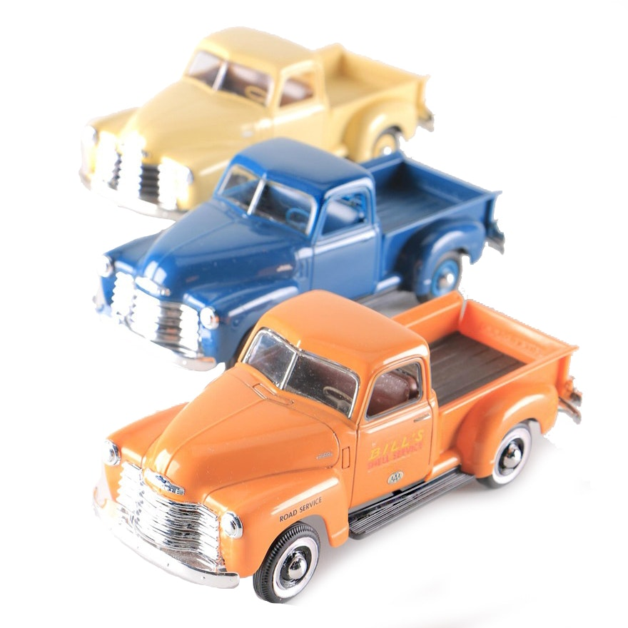 1950 Chevrolet 3100 Pickup Truck Promo Models