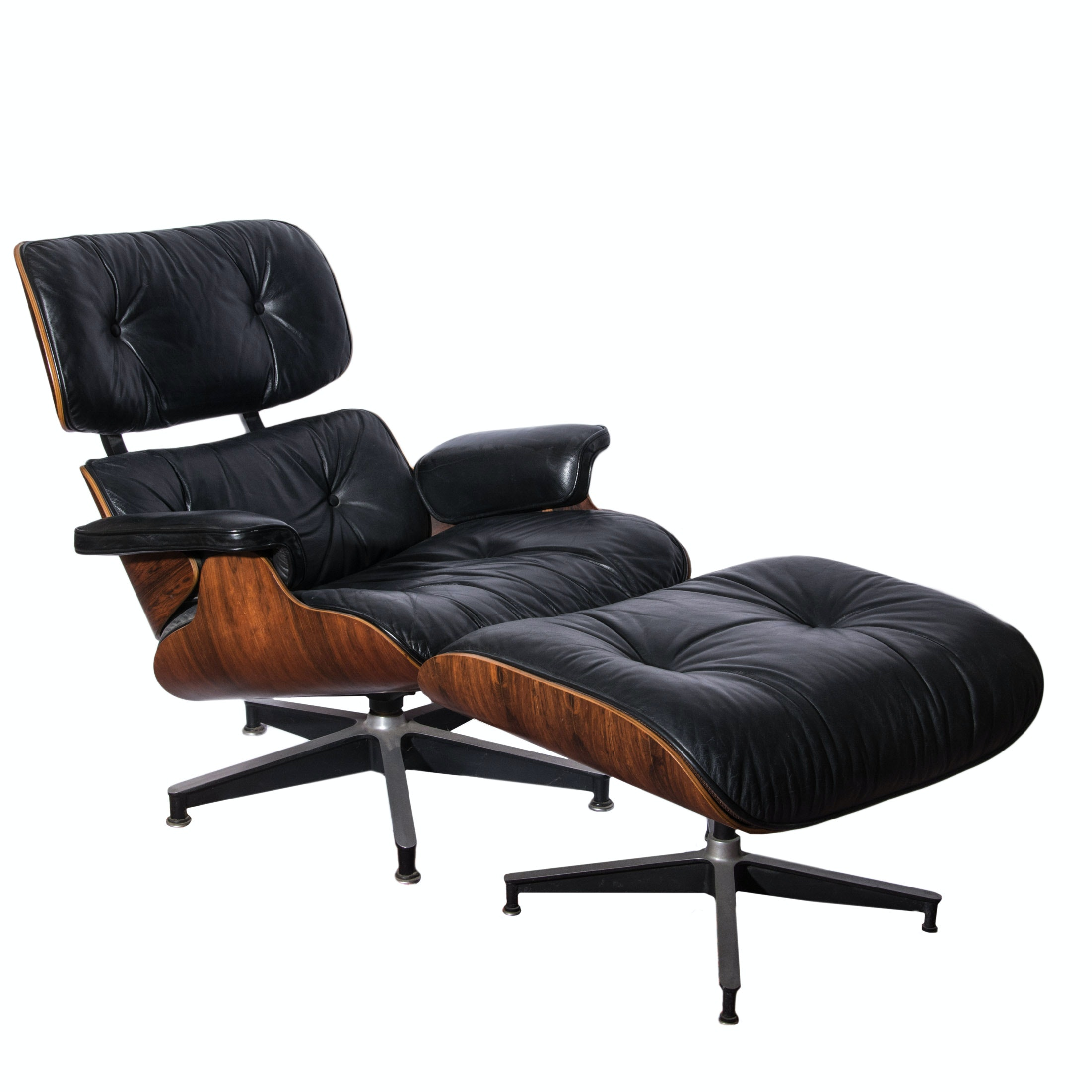 Eames for Herman Miller Lounge and Ottoman