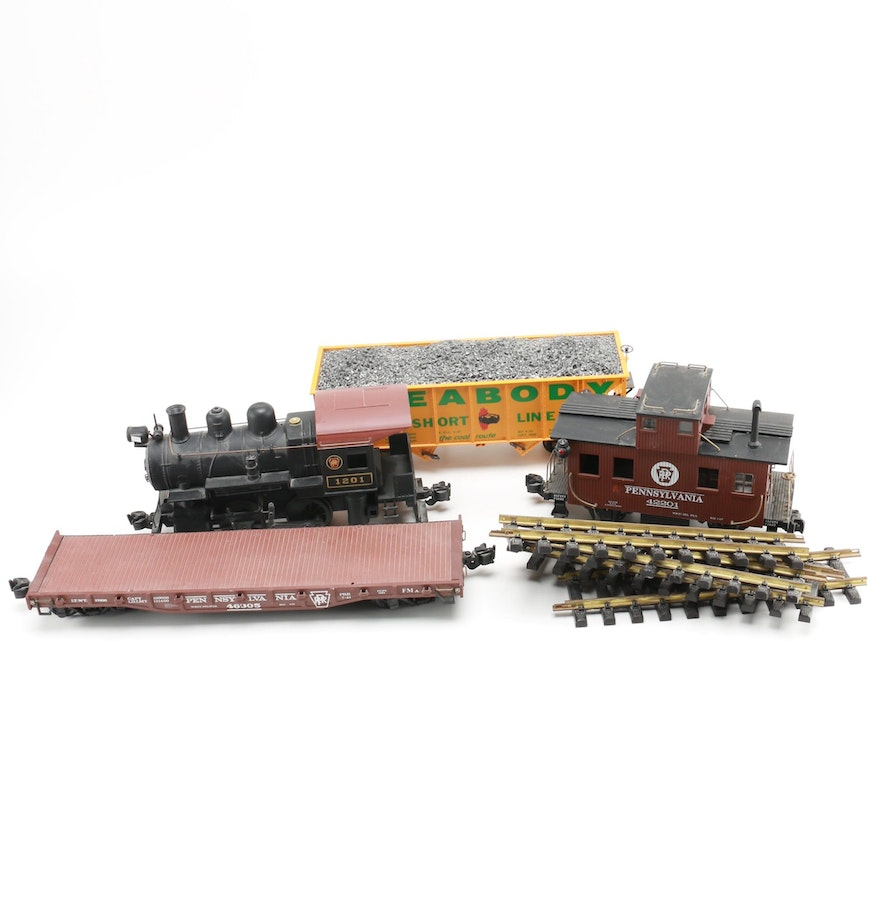Model Train Supplies : L gauge model trains and accessories ebth