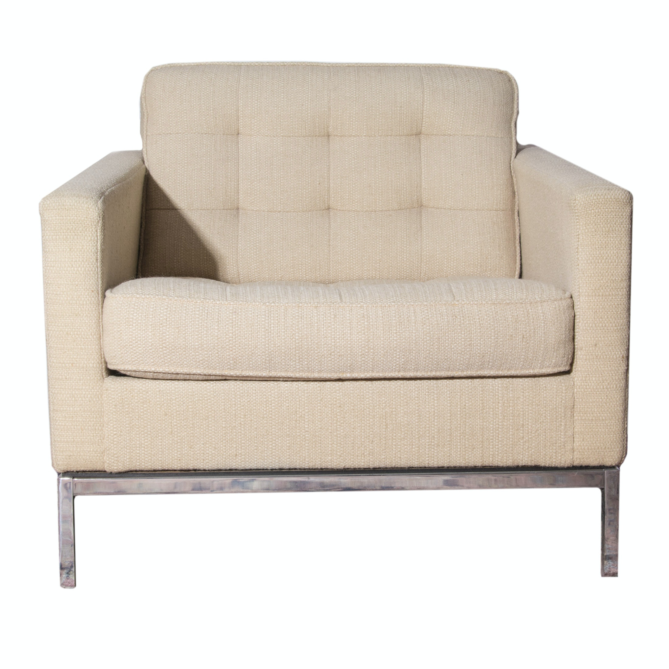 Florence Knoll Style Club Chair