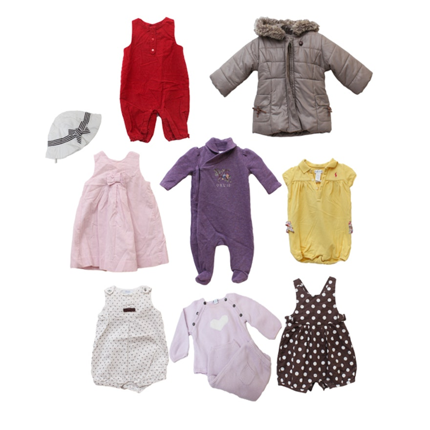 0c019704db81 Collection of Jacadi and Polo Baby Clothes : EBTH