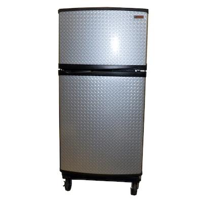 whirlpool top freezer refrigerator manual