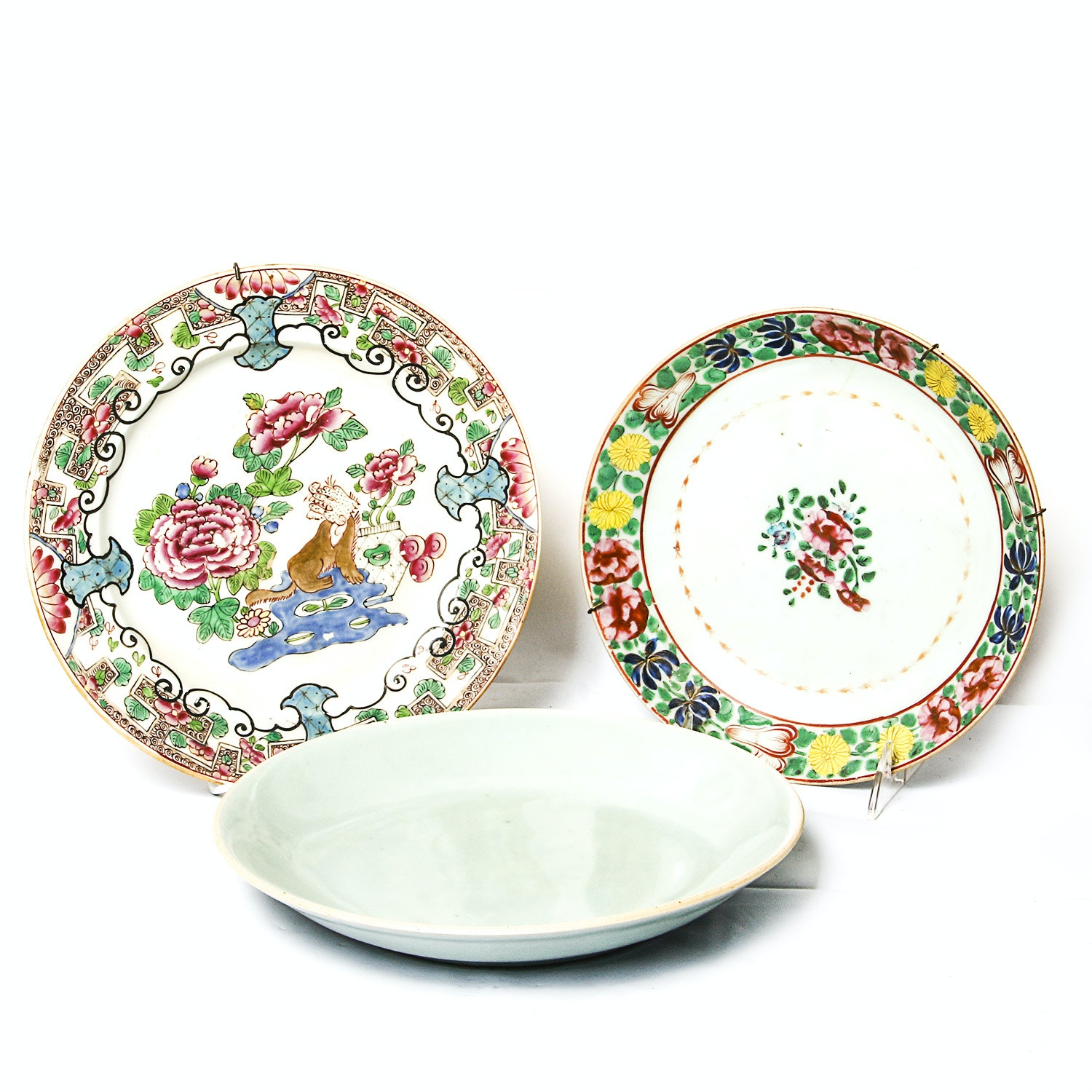 Collection of Antique and Vintage Chinese Porcelain