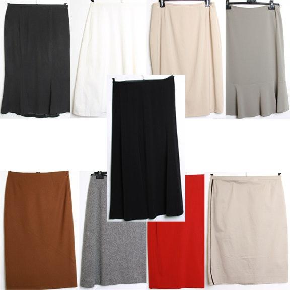 Women's Jaeger Skirts