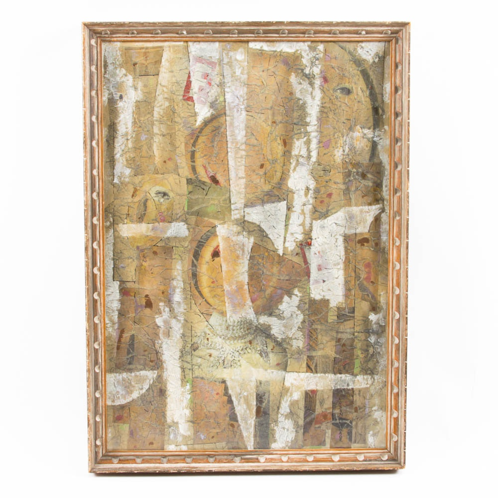 Mixed Media Modern Art by Irvin Althage