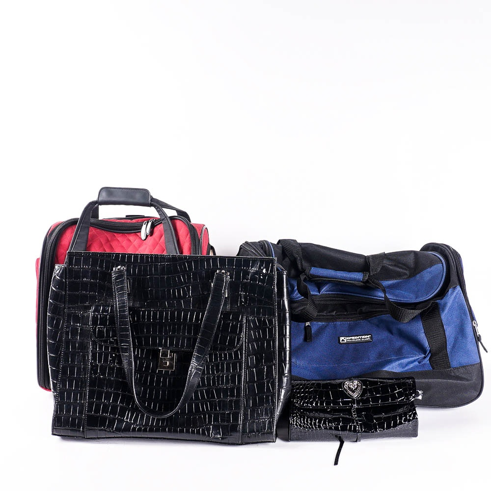 Collection of Travel Bags