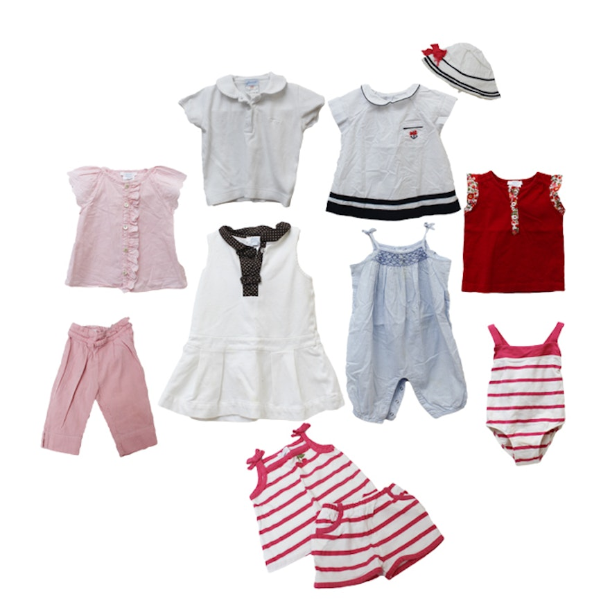 f90a2142685b Collection of Jacadi Baby Clothes : EBTH