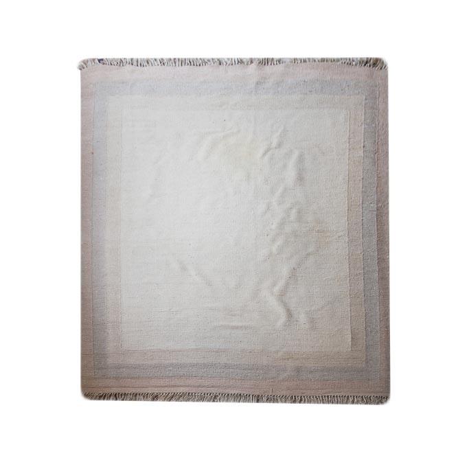 Caucasian Hand Woven Wool Area Rug Ebth