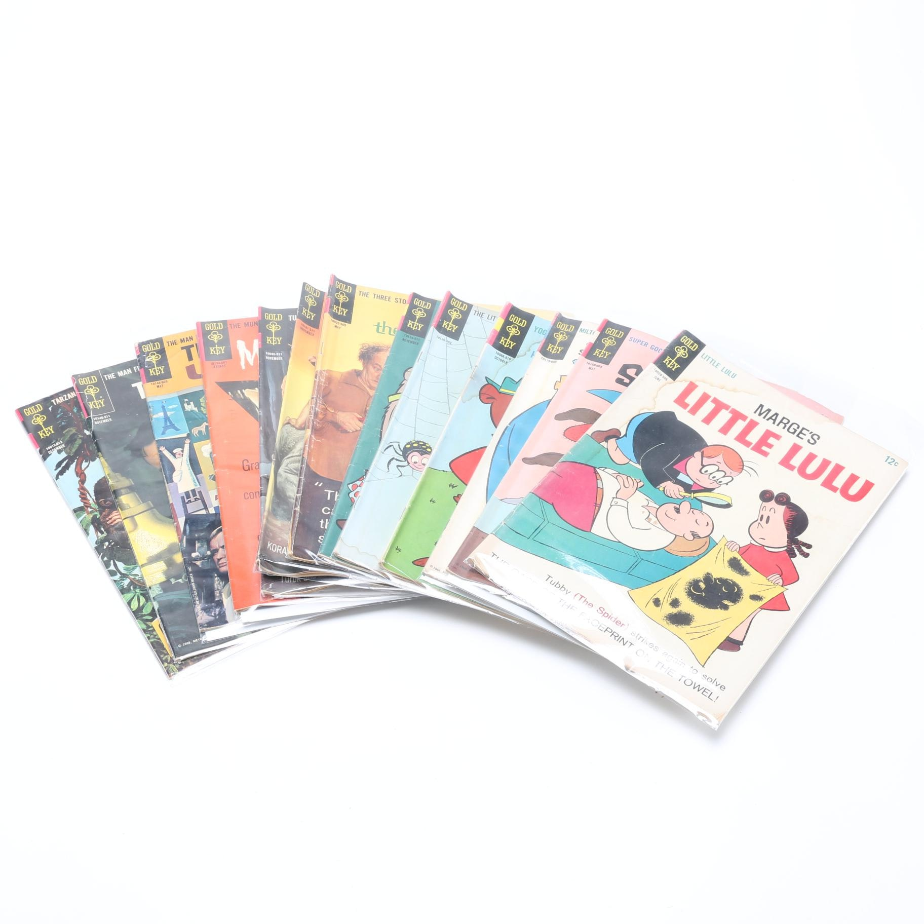 Collection of Gold Key Comics