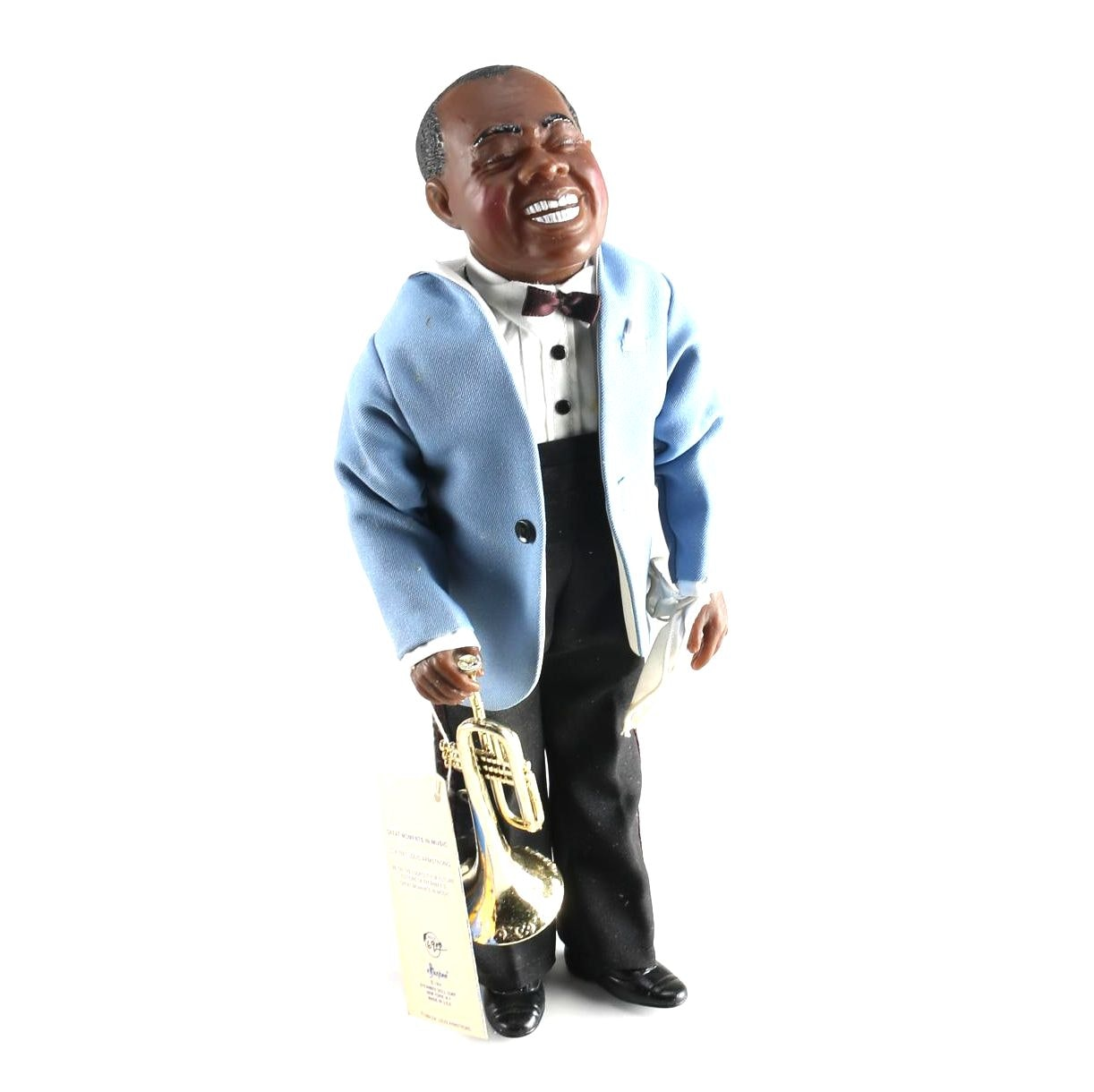 Effanbee Louis Armstrong Doll