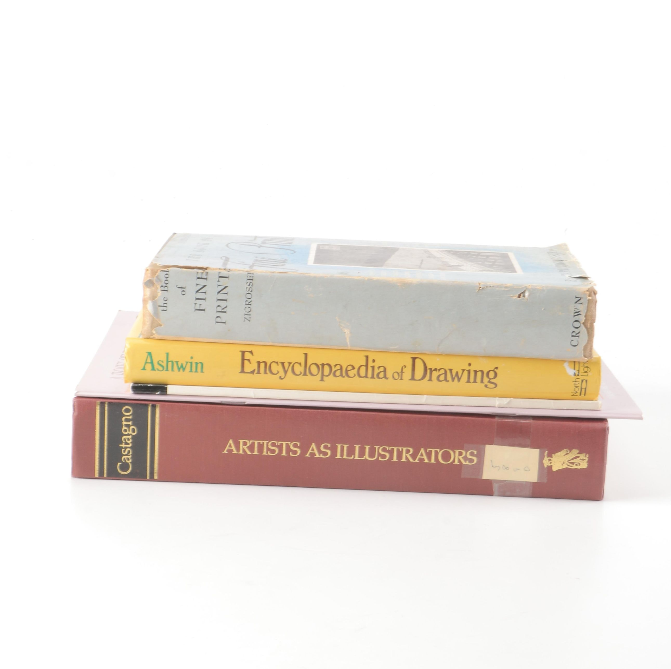 Art Reference Books