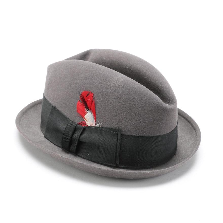 Jaroy Felt Hat   EBTH 97a31f199872