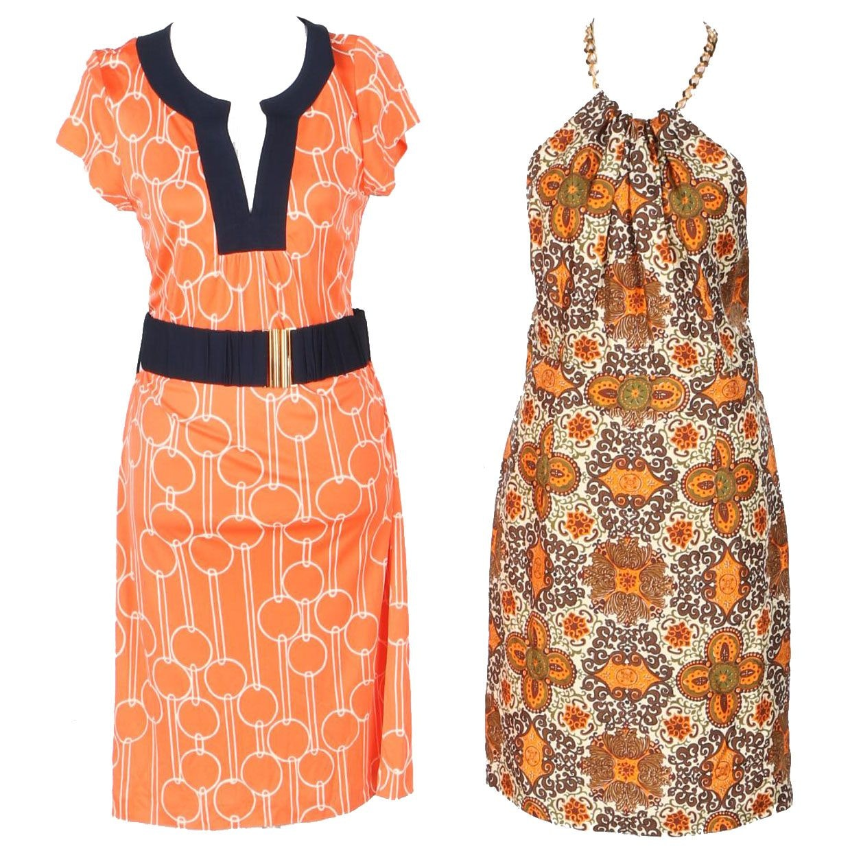 Trina Turk and Milly Dresses