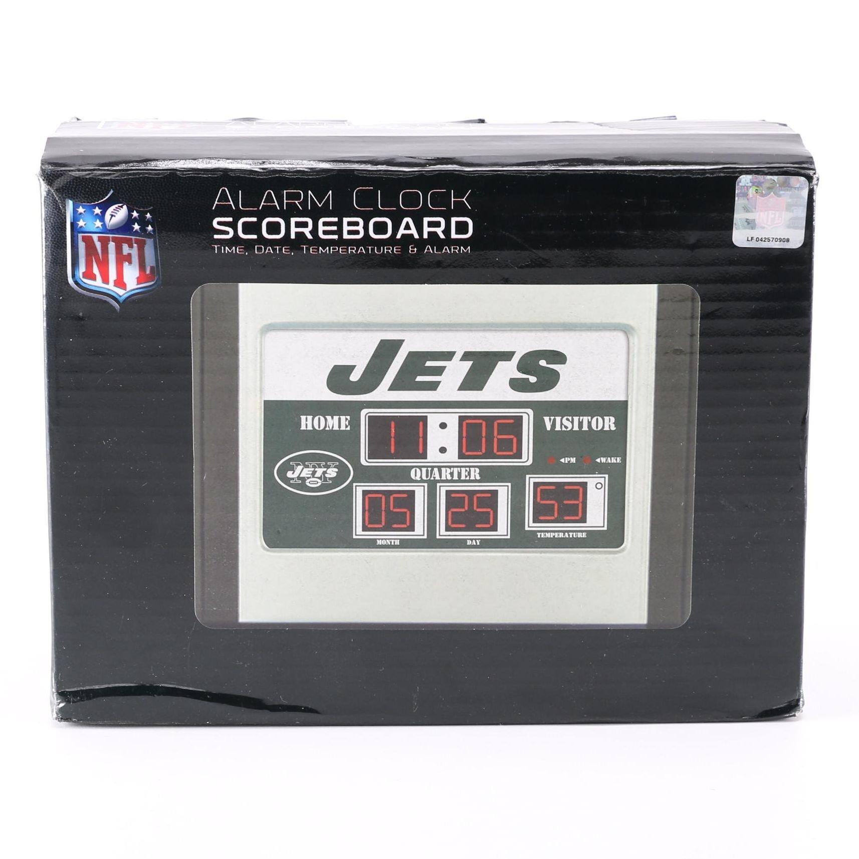 New York Jets Alarm Clock