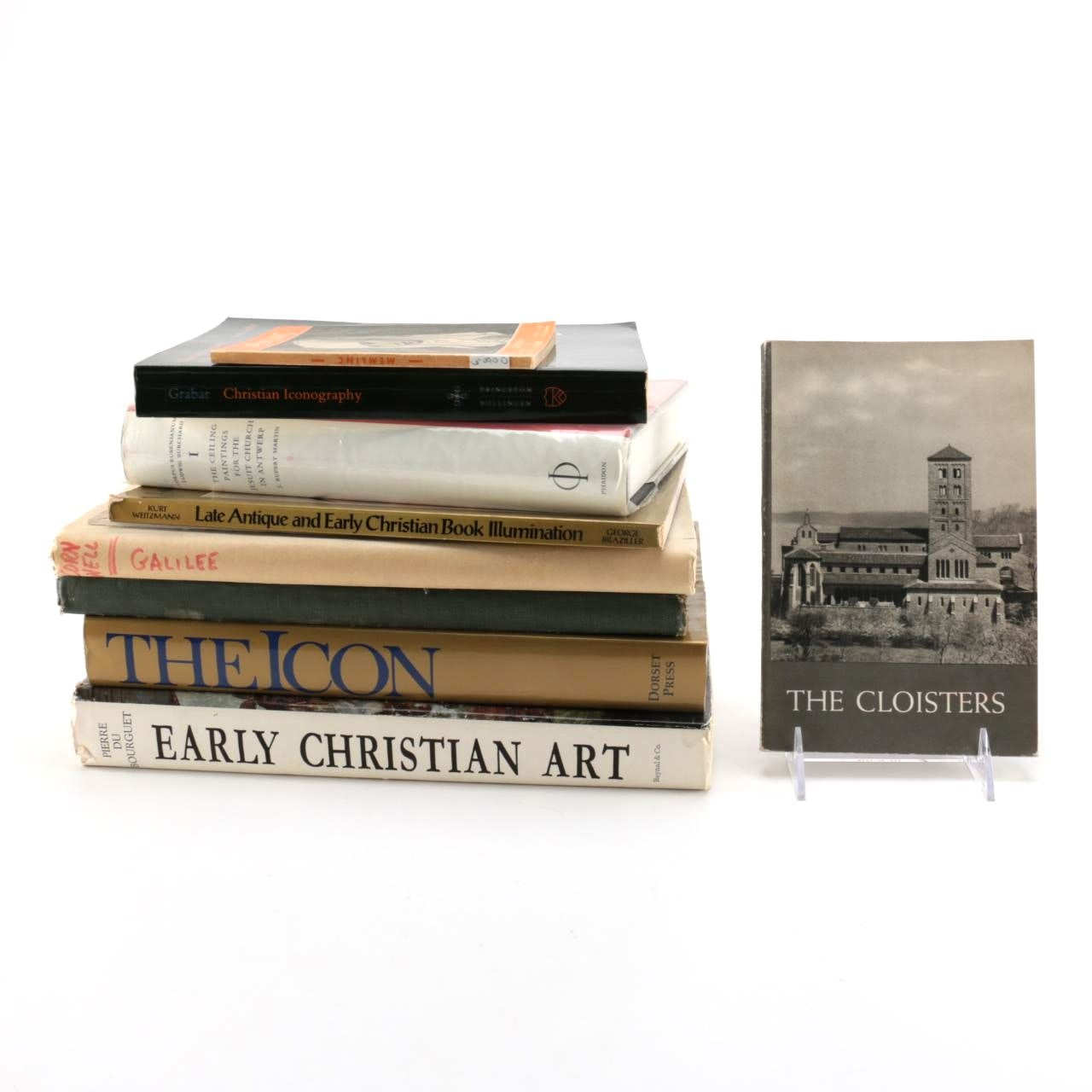 Books on Christian Art and Iconography