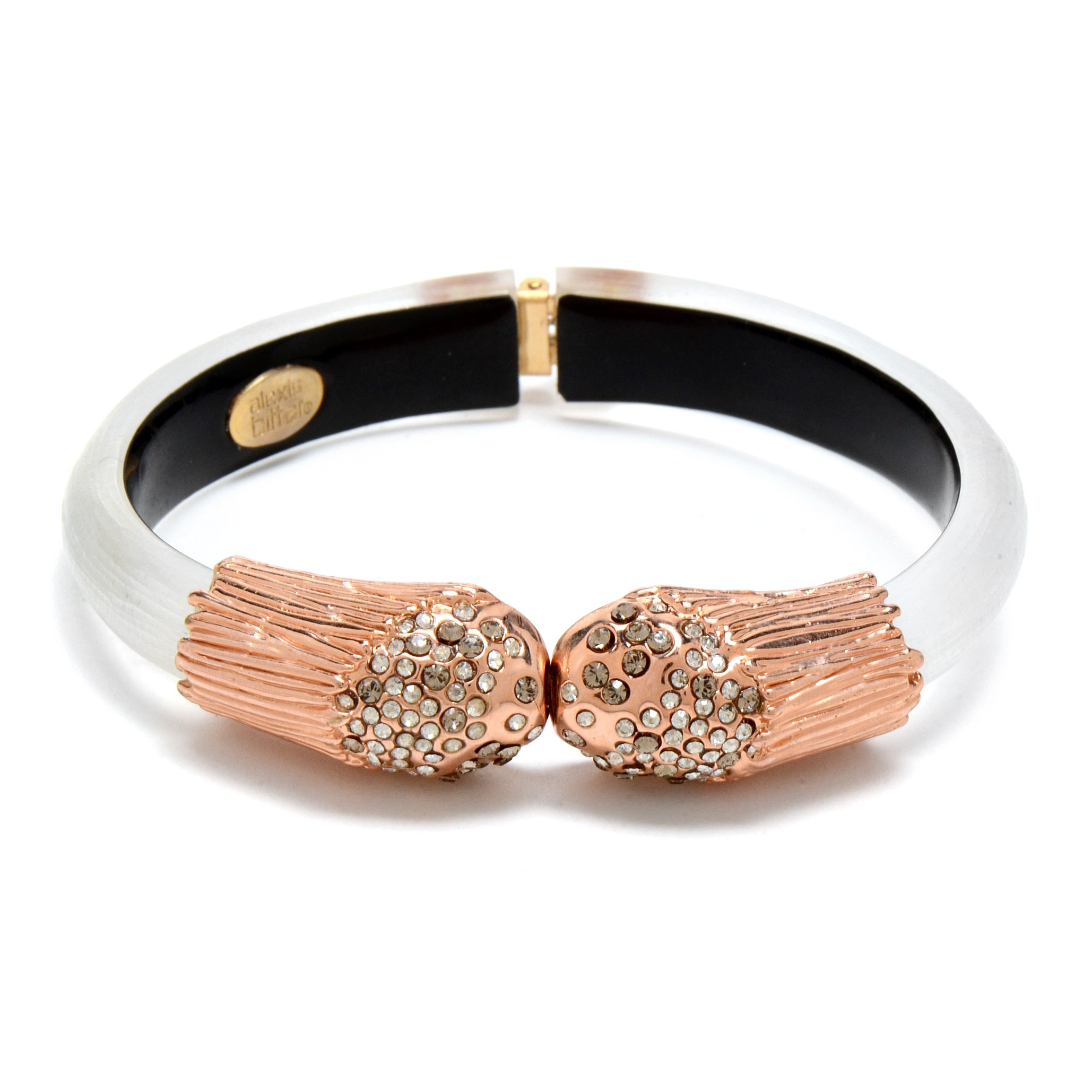 Alexis Bitar Embellished Bangle Bracelet