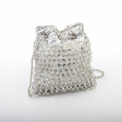 Sequined Richere Bag by Walborg