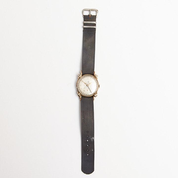 Vintage Benrus Men's Wristwatch
