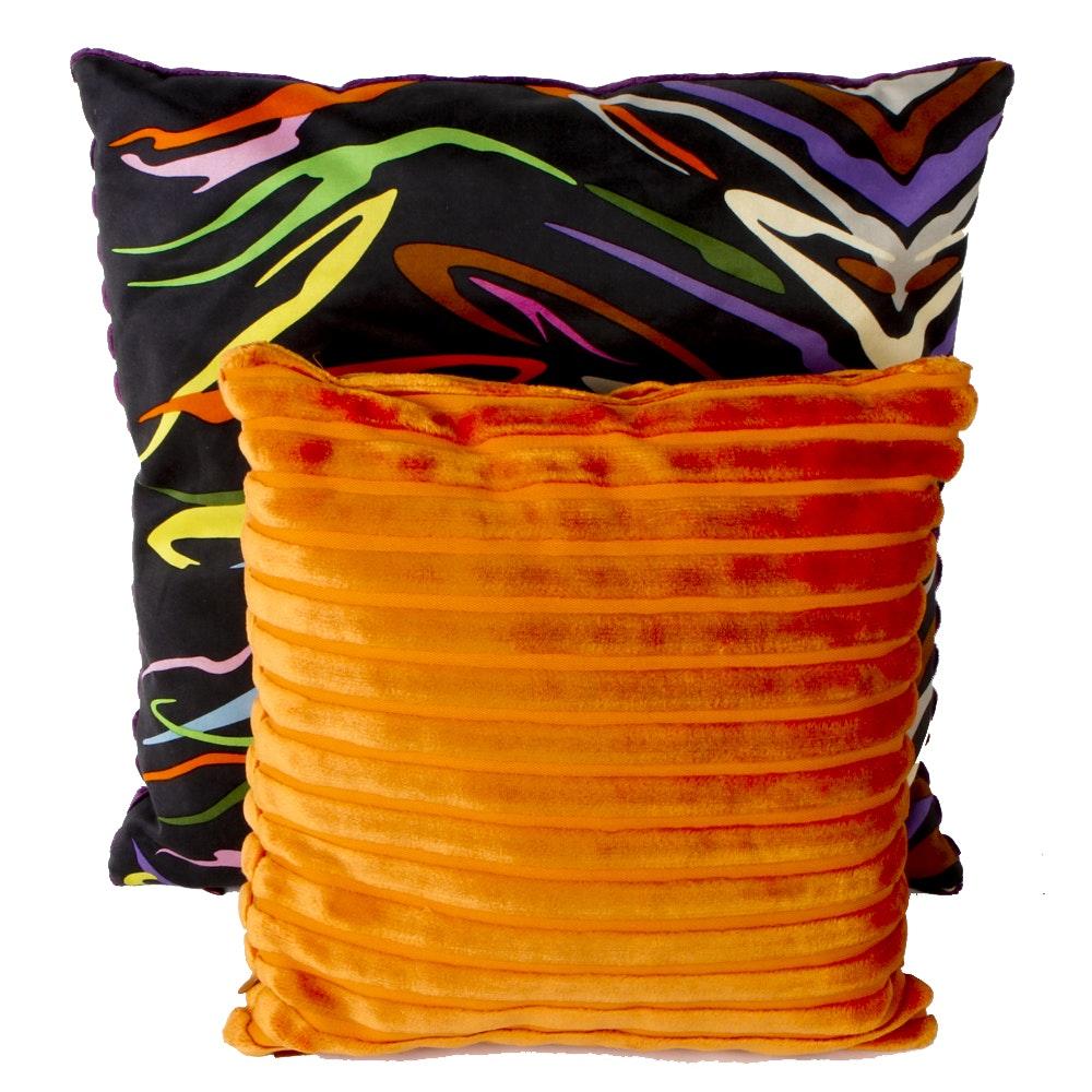 Missoni Decorative Pillows