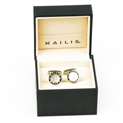 Kailis Mother of Pearl Cufflinks