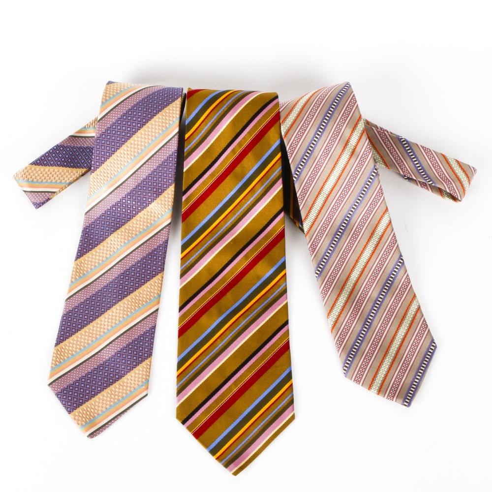 Etro Designer Neckties