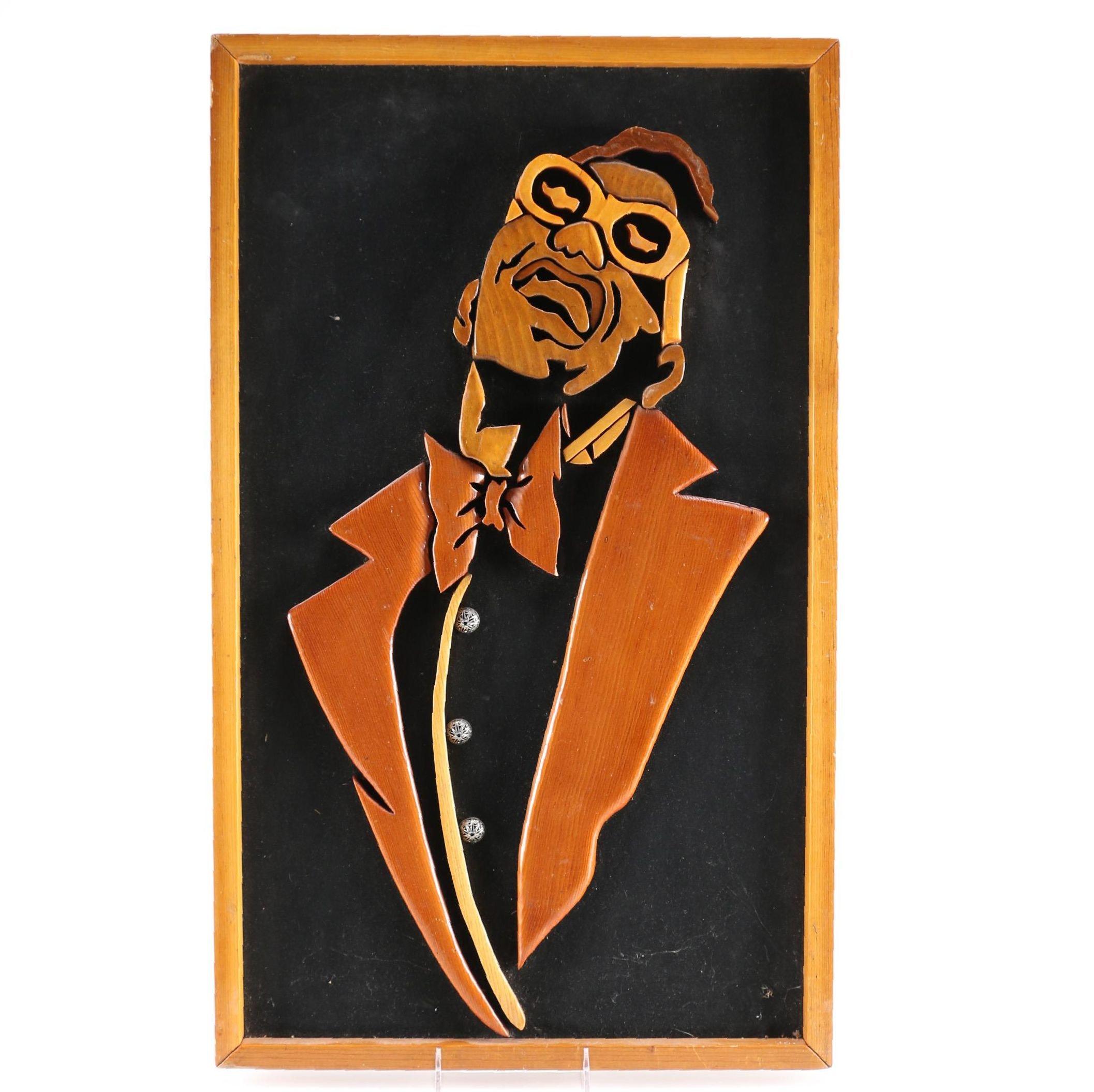 Ray Charles Angola Prison Art