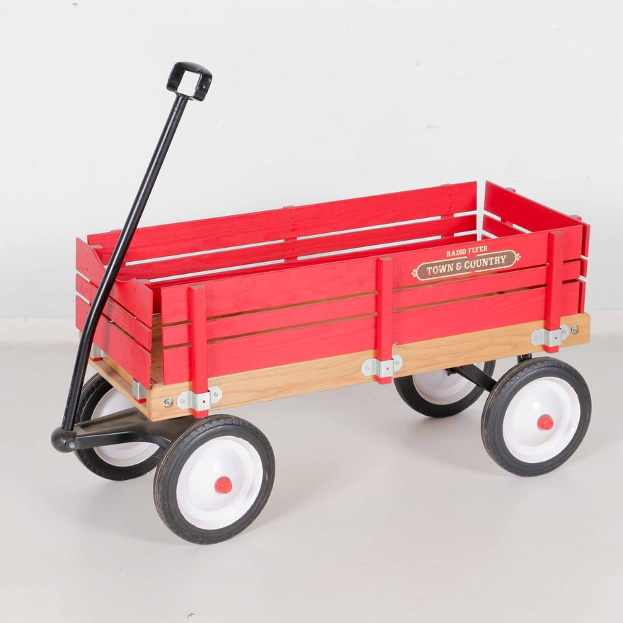 Town And Country Radio Flyer Wagon The Wagon