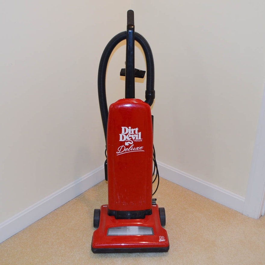 dirt devil featherlite vacuum manual