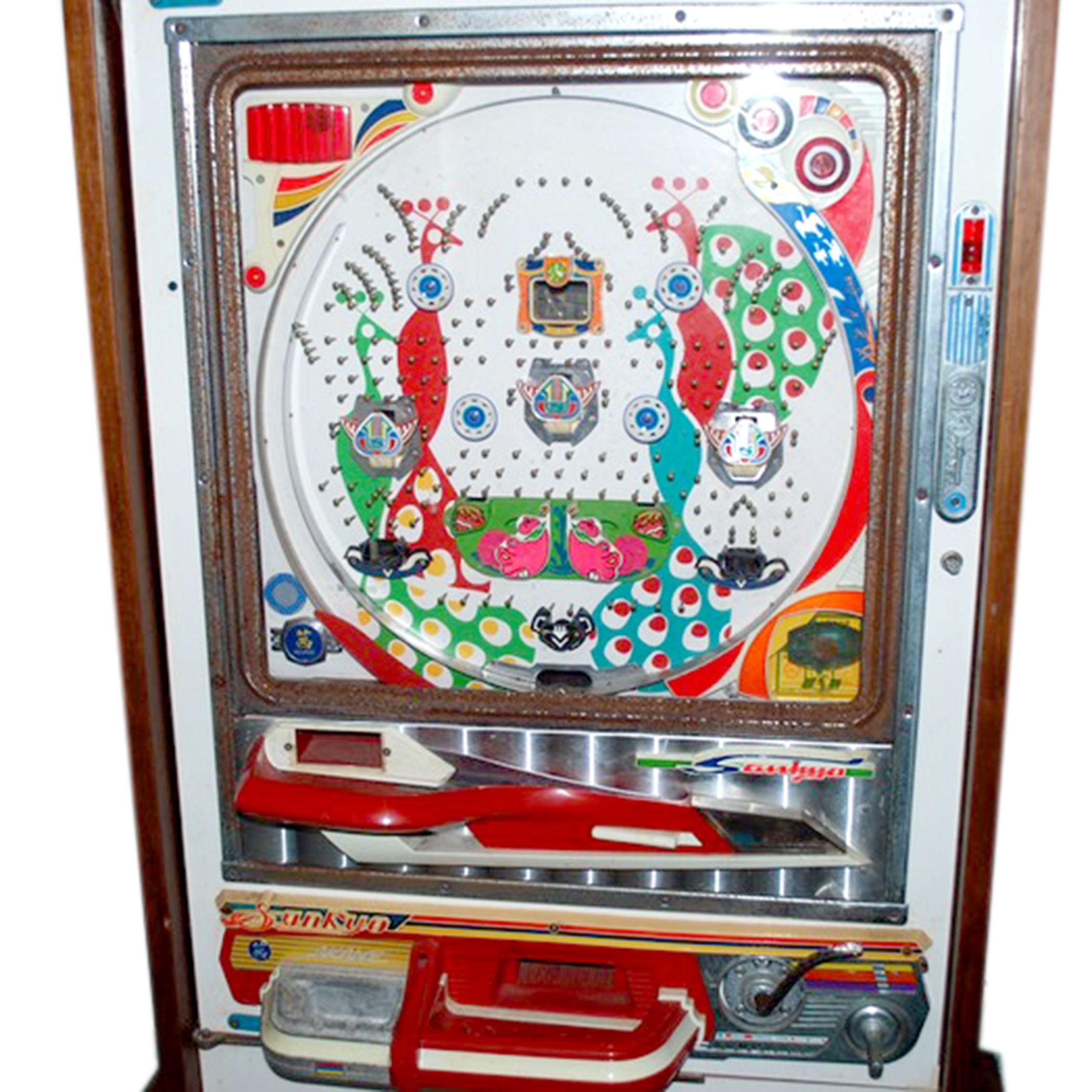 Sankyo Pachinko Pinball Machine