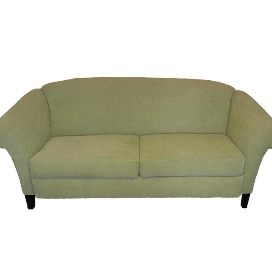 Storehouse furniture sage loveseat ebth for Storehouse furniture