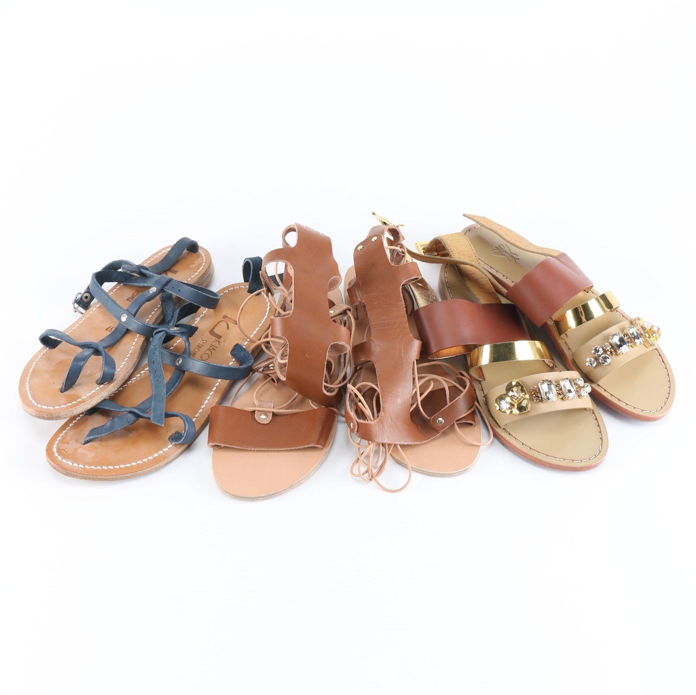 Designer Sandal Collection Featuring Sanchita