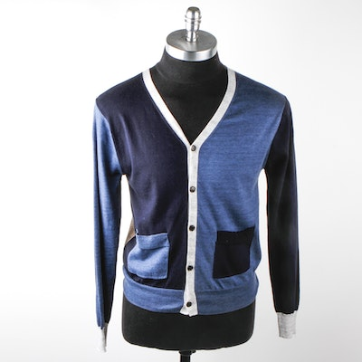 Men's Opening Ceremony Knit Cardigan