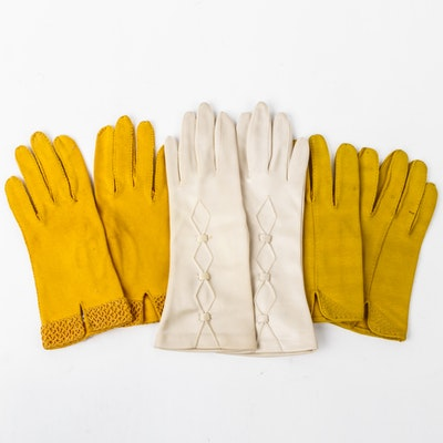 Women's Vintage Fashion Gloves